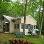 Squam Lake Home for Sale - Squam Waterfront Cottage