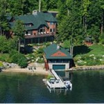 Lake Winnipesaukee, Meredith luxury home - real estate