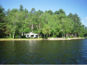 Pleasant Lake Real Estate New London NH - Pleasant Lake Home - New London NH - 603-729-0435