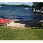 Lake Winnipesaukee Investment - condo rentals or build your home.
