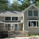 3 bedroom year round home on lake wenworth for sale 603-729-0435