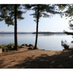Lake Wentworth waterfront Cottage - real estate on Wentworth nh - 603-729-0435