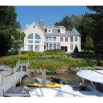 Winnipesaukee Moultonborough luxury Lake home - 603-729-0435