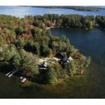 Lake Winnipesaukee Govenors Island Compound for sale
