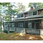 Lake Winnipesaukee Real Estate --- Alton Bay home for sale