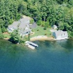 Luxury Waterfront home in Wolfeboro NH - Lake Winnipesakee Real Estate