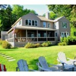 Lake Winnipesaukee Real Estate Wolfeboro NH - Winnipesaukee Luxury home for sale