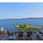 Lake Sunapee Real Estate, Lake Sunapee lakefront home for sale
