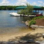 Govenors Island Home Lake Winnipesaukee Real Estate for sale