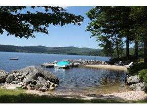 Pleasant Lake New London Nh Luxury Home For