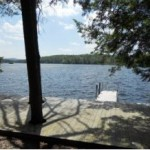 Washington NH lakefront home for sale, Island Pond Real Estate NH