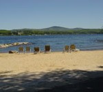Laconia NH, Gated Beach Access community with pool - tennis - docks