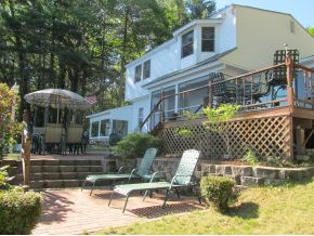 Duncan Lake Real Estate - Ossipee NH lakefront home for sale