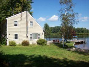 Franklin Pierce Real Estate, Hillsborough nh - lake home for sale