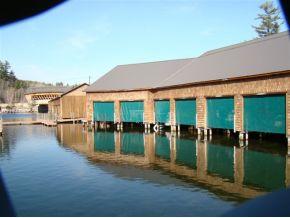 Covered Boat Slip / dock for sale on Squam or Winnipesaukee