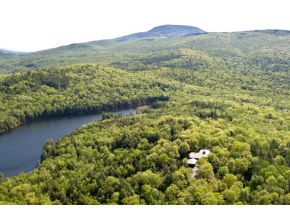 Lyme NH luxury mountain estate - view home Dartmouth - Hanover Area
