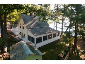 Lake Waukewan Real Estate for Sale, Center Harbor NH