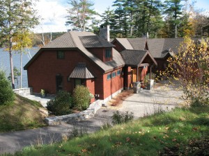 Winnipesauke lakefront real estate for sale - wolfeboro nh