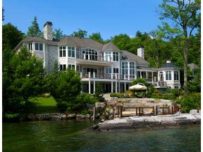 Lake Winnipesaukee Real Estate, Governors Island home for sale