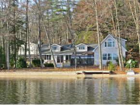 Lake Winnipesaukee Real Estate, Moultonborough waterfront for sale