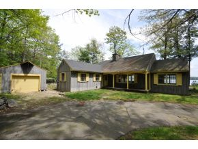 Close to the waters edge on 2.2 acres