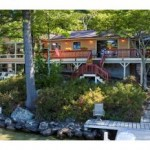 Wolfeboro - Lake Winnipesaukee Waterfront home for sale