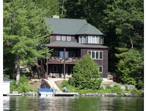 Private Location on 4000 acre Lake Sunapee