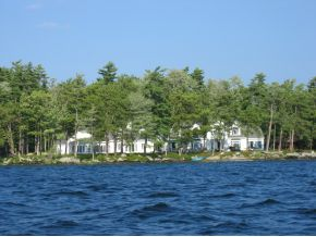 Moultonborough - Lake Winnipesaukee home for sale