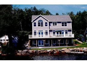 Winnisquam Lakefront Home for Sale, Sanbornton NH