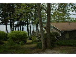 2.78 acres in Bald Peak Colony Club on the water