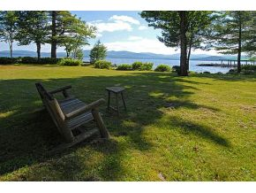 Wolfeboro home with views