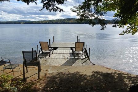 Squam Lake view