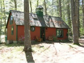 Winnipesaukee home in Wolfeboro