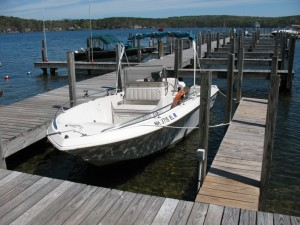 boat dock for sale