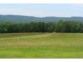 16 acres of mowed fields and mountain views - sunset included