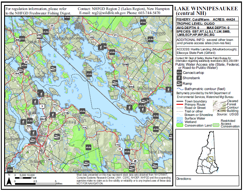 NH Popular Lakes Real Estate Buyers Guide Ask about any NH Lake