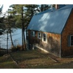 15 Acres Parcel with Home on Lower Beech Pond
