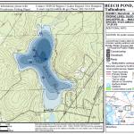 lower beech pond lake map