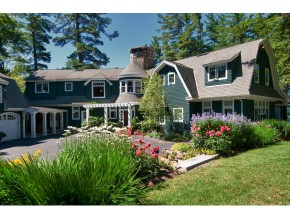 lake winnipesaukee luxury estate