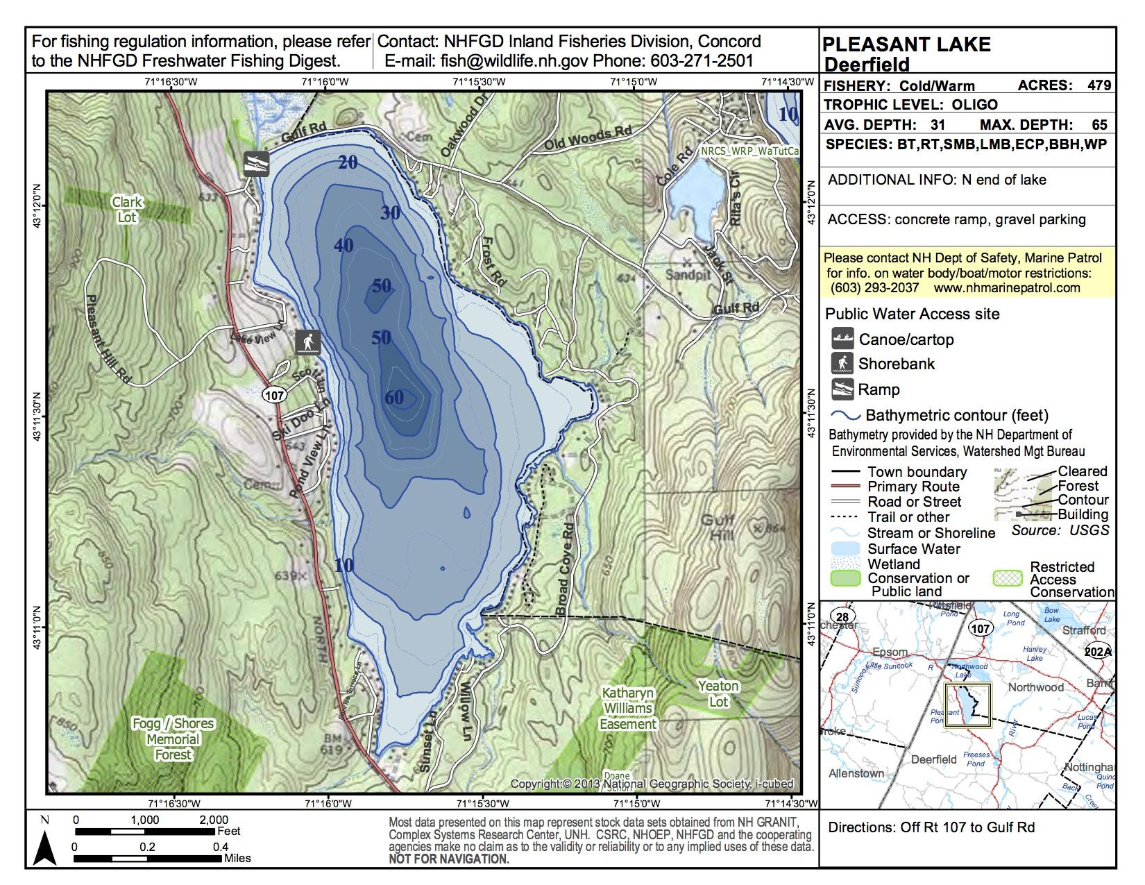 nh lakes region news  area lakefront information blog - pleasant lake deerfield nh pleasantdeerfield