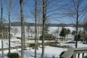 newfound lake condo for sale