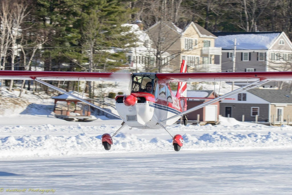 Alton Has an FAA Approved Ice Runway