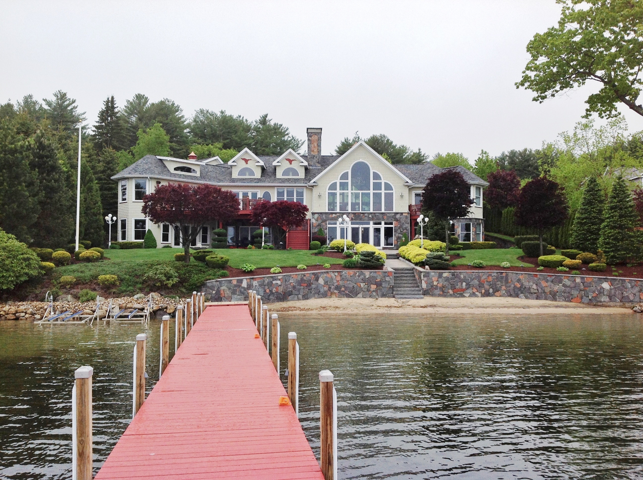 Blog lady of the lake realty for Home builders in nh