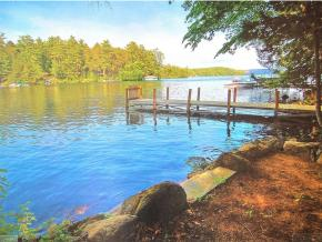 Great Waterfront Access to 44,000 acre Winnipesaukee