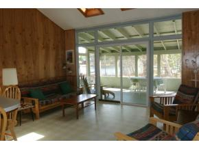 Open Floor Plan with Screen Porch and Deck