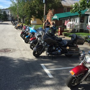Laconia Bike Week - Breakfast Break