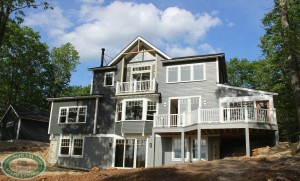 Just Completed Energy Efficient home located at Squam River Landing
