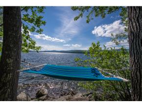 Relax on Squam Lake