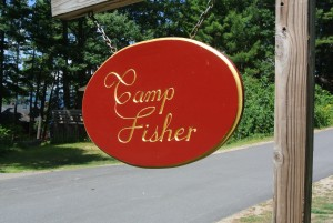 Camp Fisher 1912