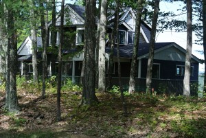 Squam River View Home